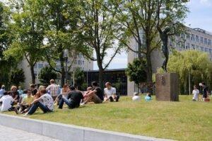 TU Delft - archiefbeeld - Przemyslaw Pawelczak [CC-BY-3.0]