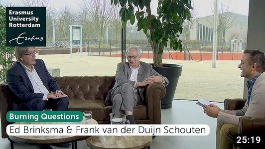Burning Questions - screenshot