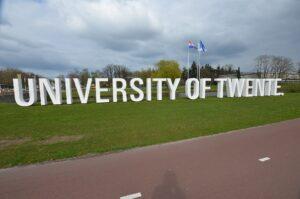 Universiteit Twente - Steven Lek