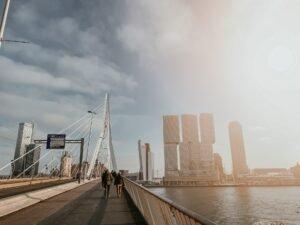 Rotterdam - Amy Dekker via Unsplash