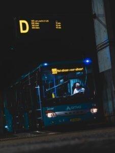 Bus Tilburg - Bodi.raw via Unsplash