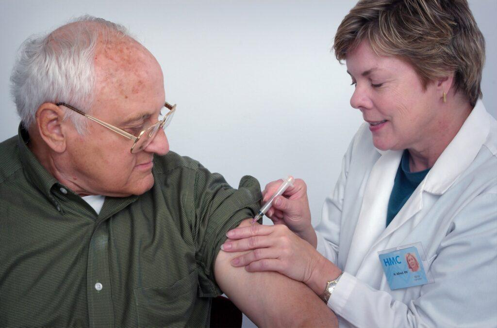 Vaccinatie - CDC via Unsplash