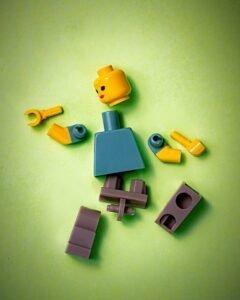 Lego - Jackson Simmer via Unsplash