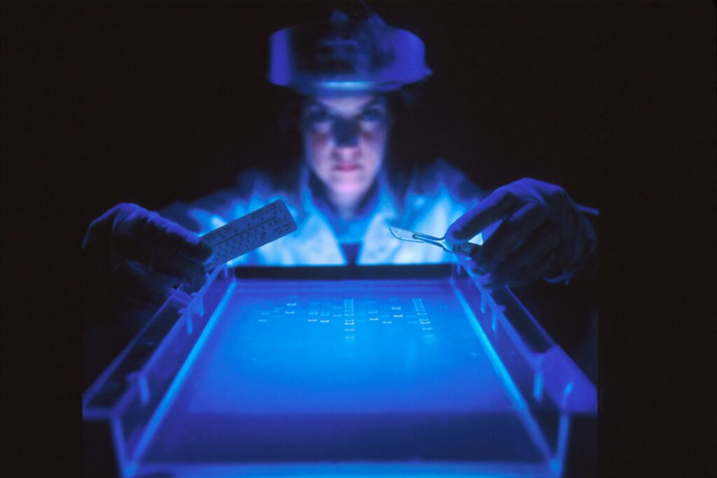 DNA-onderzoek - National Cancer Institute via Unsplash