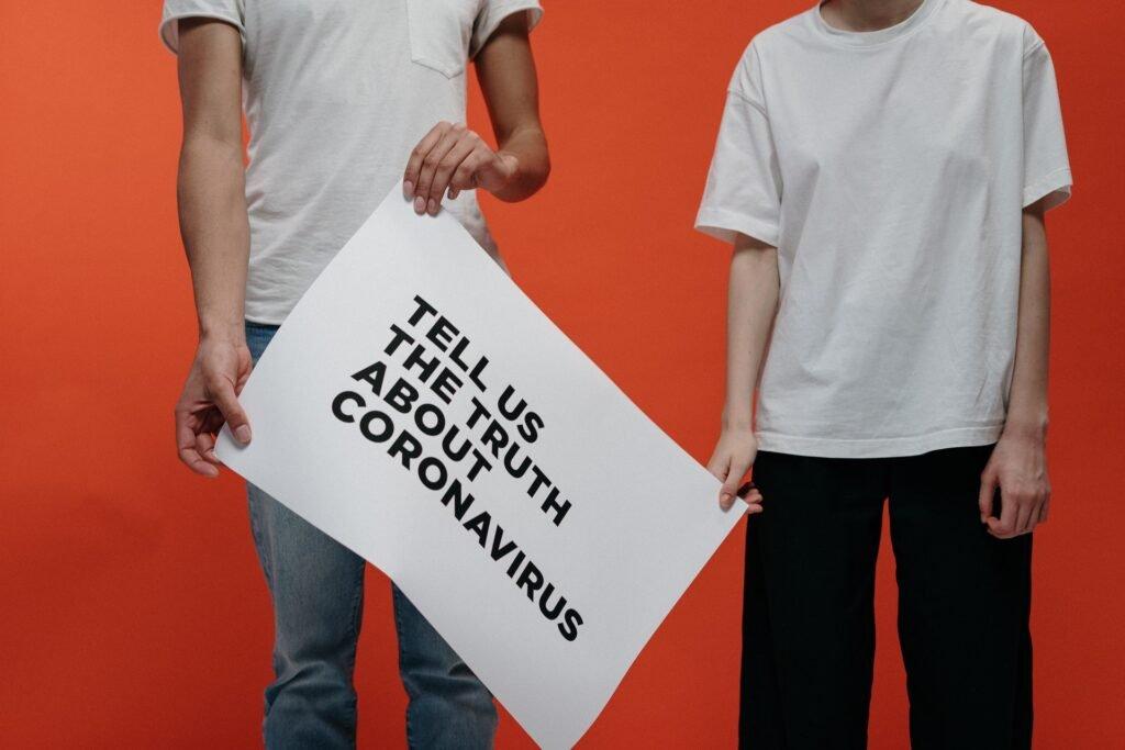 Protest - Cottonbro via Pexels