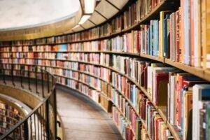 Bibliotheek - Susan Q Yin via Unsplash