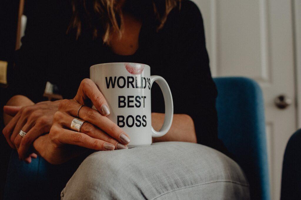 Vrouwlijke leiderschap - Kelly Sikkema via Unsplash