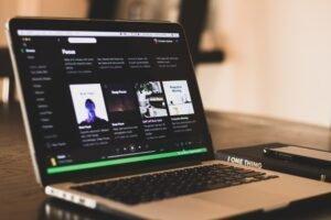 Spotify - sgcdesignco via Unsplash