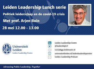 Boin - Universiteit Leiden