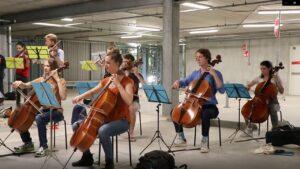 Orkest DUB - screenshot YouTube