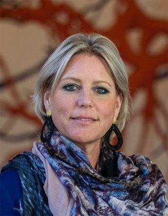 Rector Rianne Letschert - credit Universiteit Maastricht