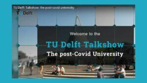 TU Delft - post covid