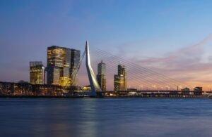 Rotterdam - Dennis Möller via Unsplash