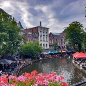 Utrecht - Jonne Mäkikyrö via Unsplash