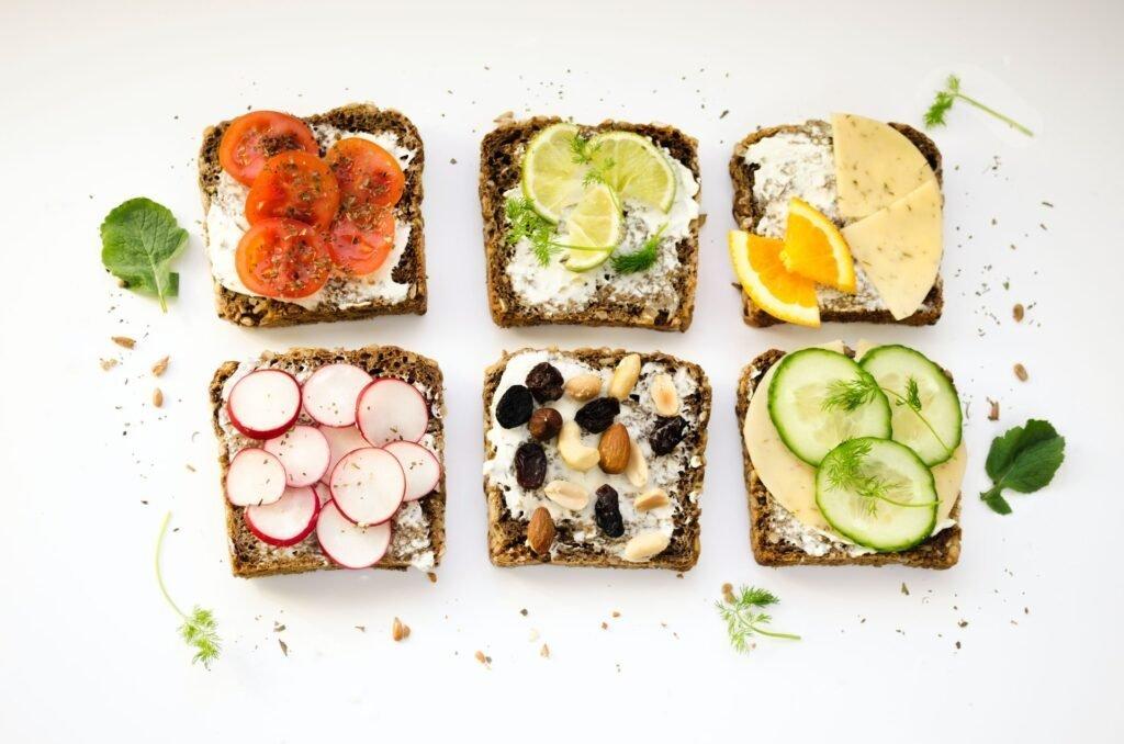Gezonde sandwiches - Ola Mishchenko via Unsplash