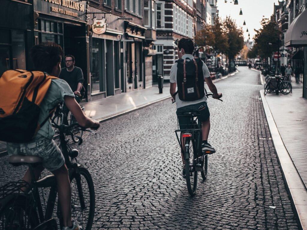 Fietsen in Maastricht - Tim Kohlen via Unsplash