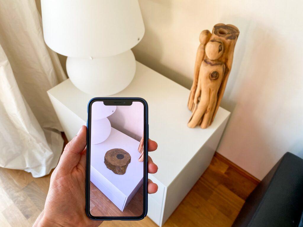 Augmented Reality - UNIBOA via Unsplash