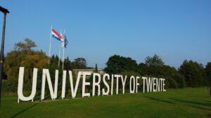Letters University of Twente