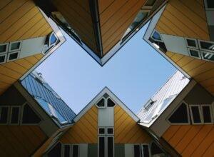 Kubuswoningen Rotterdam - Felix Bartels via Unsplash