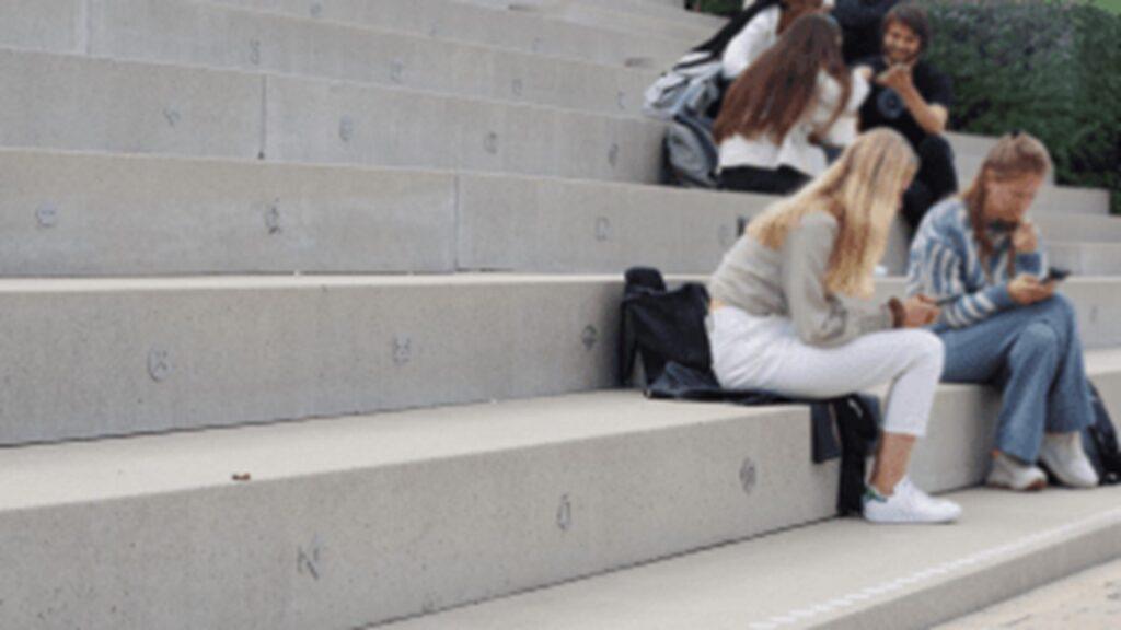 De trap met 95 picogrammen die veel online gebruikt worden. Foto: EUR