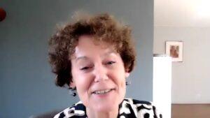 UvA-voorzitter Geert ten Dam - screenshot van YouTube