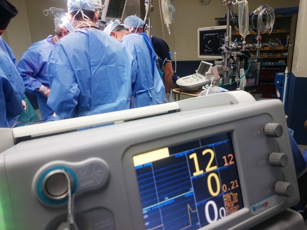 Operatiekamer - Natanael Melchor via Unsplash